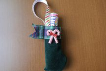 PJem On Esty / Browse and purchase PJem creations from the PJem Creative Shop on Etsy. Check out the mini Christmas stockings, perfect for a little added surprise in your Christmas cards this year!