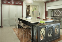 Kitchen Cabinets / Kitchen cabinet designs available through Asheville Custom Cabinetry
