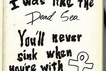 Best Lyrics. Best bands. / by Brittany Whitesell