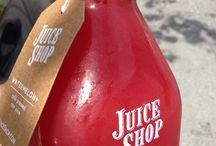 Logo and bottle