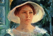 Mary Cassatt und Berthe Morisot