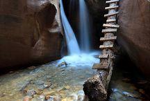 Waterfalls / Beautiful awe inspiring waterfalls from around the world. / by Scott Wilson