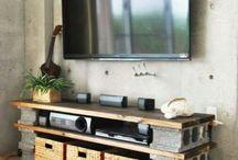 Indoor DIY & Repurposing