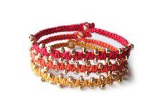 Stack Pack Hemp Bracelets