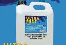 Ultrarent vatten / Ultrarent vatten