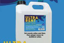 Ultrarent vatten / Ultrarent vatten