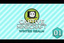 Link perdido en Captive Minecraft IV / Empezamos nueva serie de Captive Minecraft IV  Espero que les guste mucho!