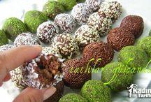 Yemek ve tatlılar