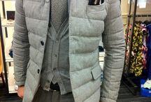 Vestes d'hiver