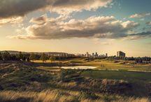 Terrain de Golf | Golf Course / Photo de notre parcours Photos of our course