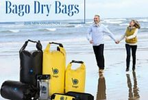 Bago Dry Bags / 100% SATISFACTION GUARANTEE! - Durable waterproof thick and lightweight dry bag that is Perfect For Kayaking Boating Fishing, Rafting, Snowboarding, Canoeing, Camping, Hiking, A simple (or not...) walk on the Beach. Protecting your Camera, documents, phone, food from Sand, Dust, Water, Dirt and any other floating particles in your surrounding. With a cellphone's dry bag as a bonus gift. You could also use your set of Shoulder Dry Bag and Dry Case Bag to double protection your small belongings.