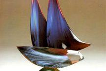 DINO ROSIN ARTIST   Glass Sculptures by DINO ROSIN