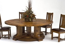 Barnwood Dining Tables / by Shelley Koger