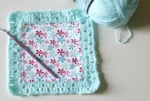 Patchwork-crochet