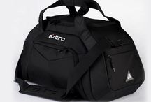 TRANSPORT / Inspired by and designed for the sleek and shady lifestyles of pro gamers, Astro's Mission bag, Roadie Bag and Scout Backpack comprise the trilogy we call the Astro Transport Series. Durable, protective, and stylish materials and tons of extra space and compartments are the common thread through the transport series.