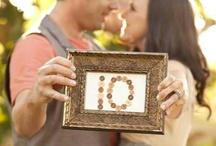 10 anos - Bodas de Estanho ou Zinco / Inspirações para comemorar os 10 anos de casamento