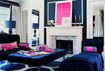 Apartment Living Room.