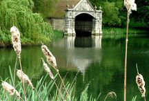 Capability Brown gardens/landscapes