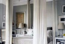 Bedrooms / ideas for creating the perfect bedroom/s