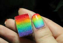 :-) / Nails