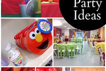 Party ideas / by Liz Rodriguez