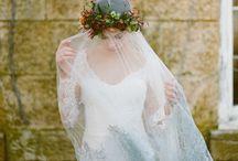 La mariée : le voile