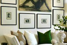Képek a lakásban