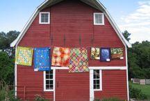 Barn Quilts / by Sarita Coffman
