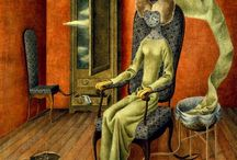 Remedios Varo / by Tenek Tech