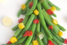 Recetas de Navidad Divertidas / Que interesante poder disfrutar en familia de unas recetas  sencillas, divertidas y relacionadas con la Navidad!!      Yo me apunto!!