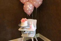 First birthday / by Brianna Symone
