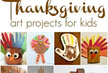 All Things Thanksgiving / A board featuring tons of Thanksgiving ideas for food, decorating, and more.