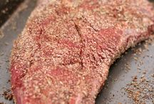 Love Me a Roast / Tri-Tip, Sirlion, Chuck ...roasts are our friends!  Recipes for all roasts in the oven.