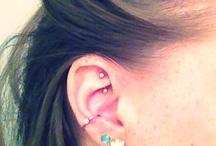 Piercings / Possible piercing ideas
