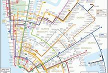 Cartography / I love maps