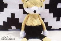 Crochet - by me / Mine figurer