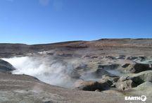 Cile e Bolivia, dal Pacifico alle Ande / Un fantastico itinerario alla scoperta di Cile e Bolivia, tra straordinari scenari naturalistici e testimonianze di storia e folclore.  Informazioni complete su http://www.earthviaggi.it/tour/cile-e-bolivia-dal-pacifico-alle-ande-1