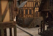 Fantasy Cottage Reference