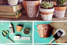 Tuin, In en om die Huis DIY