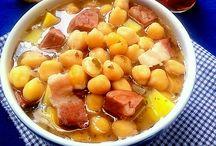 comida tipica espanhola