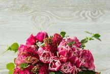 Flower Fruit Arrangements