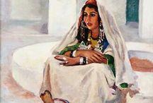 "Orientalisme ""Arabian Nights"""
