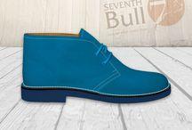 Seventh Bull January 2015 / Exclusive #Italian #Custom #Shoes #January