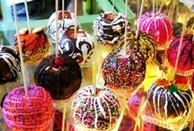Candy Covered Apples