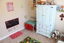 Kid's Room / by Ashley Means
