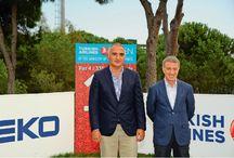 Golf Turnuvalari / Türkiye'den ve dünyadan golf turnuvaları
