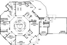 Next Home / Ideas for the next house, or floor plans I like.