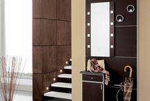 Olasz Design előszoba / Design előszobáink minimalista stílusú kompakt megoldások, arról nem is szólva, hogy nagyszerű lakásdekorációként is funkcionálnak!