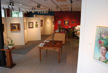Art Exhibitions / Images from exhibitions in our gallery.