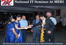 National IT seminar - At Meri